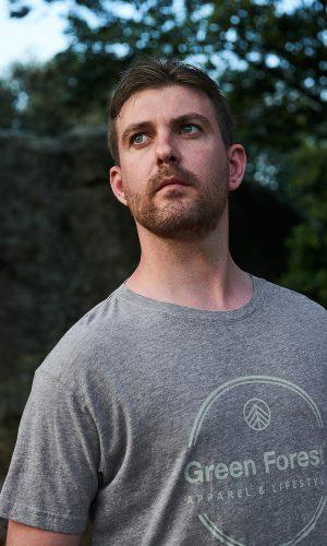 CAMISETA ESTAMPADA GLORY, compra online camiseta gris para hombre