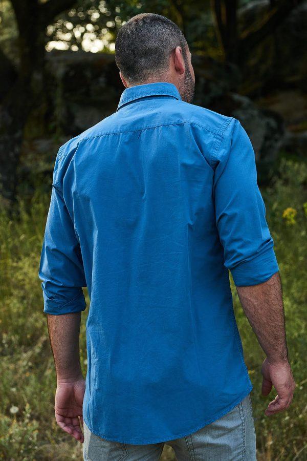 CAMISA LISA STELLAR, calidad y novedad en toda la colección de ropa ecológica