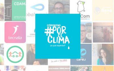 Nota Comunidad #porelclima