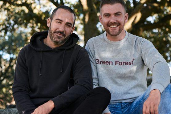 tienda de ropa ecológica y sostenible para hombre green forest wear