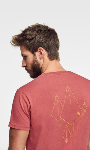 camiseta targaryen de algodón ecológico
