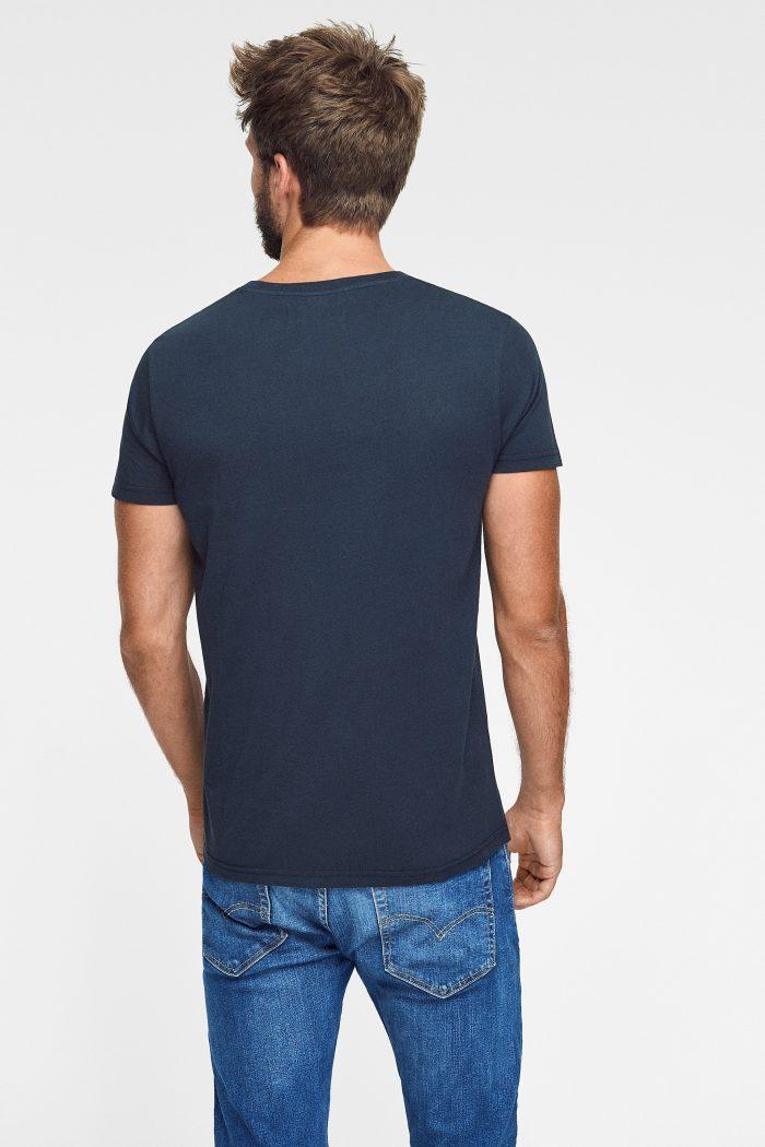 camiseta triangle para hombre