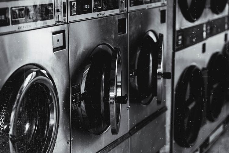 Reduce el uso de la lavadora