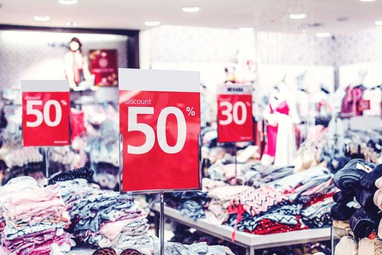 Como saber si una marca con descuentos es sostenible