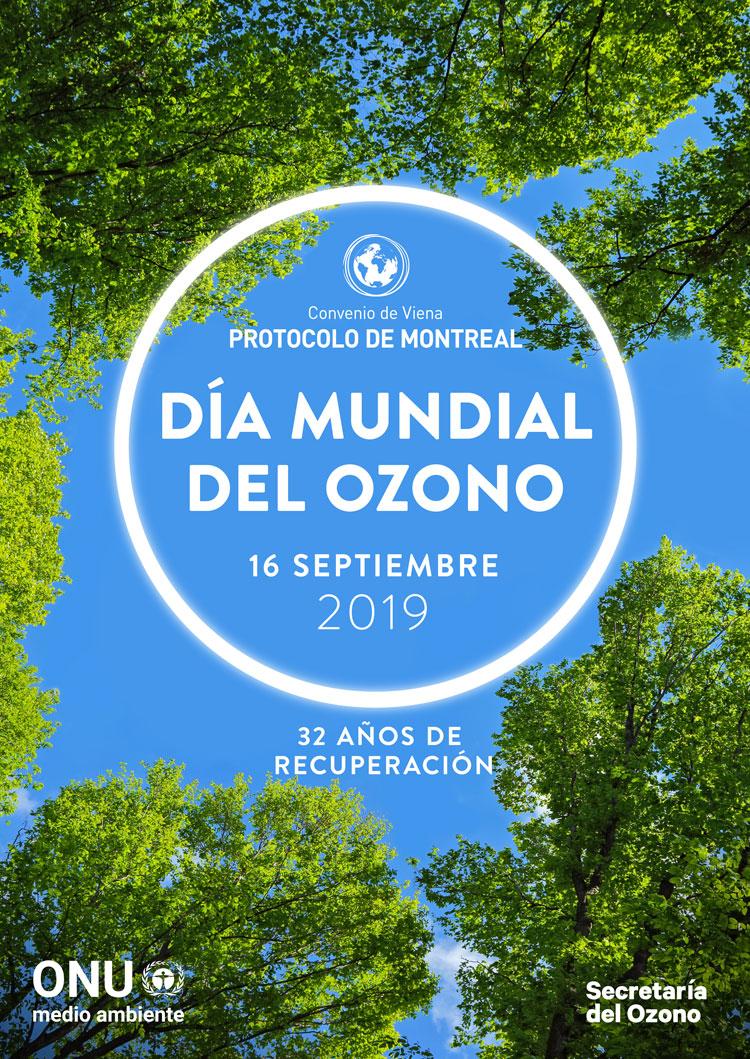 dia mundial ozono 2019 protocolo montreal