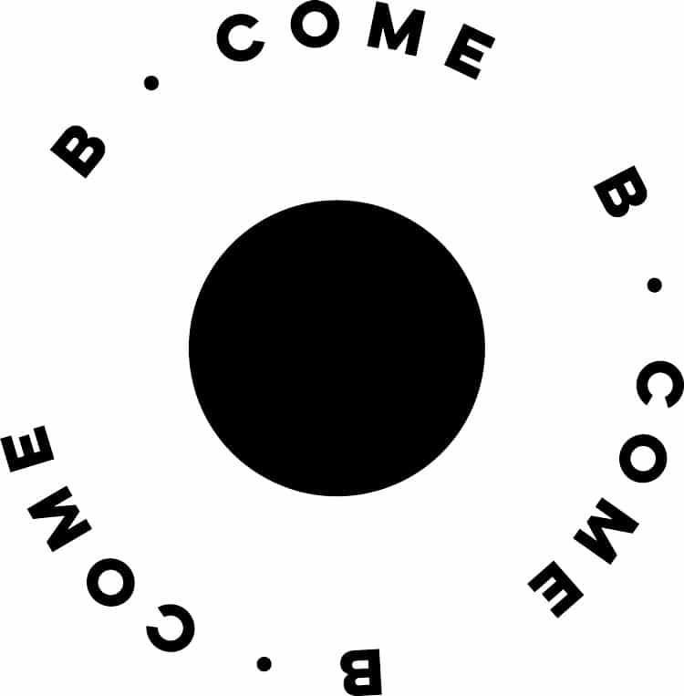 Logotipo certificado bcome conscious