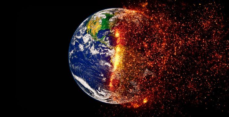 Cambio climático. El termómetro no se equivocaba
