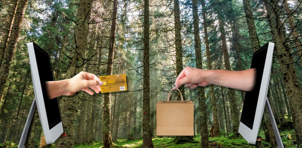 Comprar en Black Friday o reforestar. Tu decides. #YoTambienMePlanto