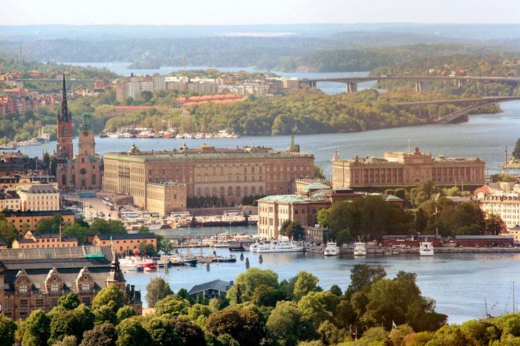 Estocolmo, primera ciudad verde europea, 2010