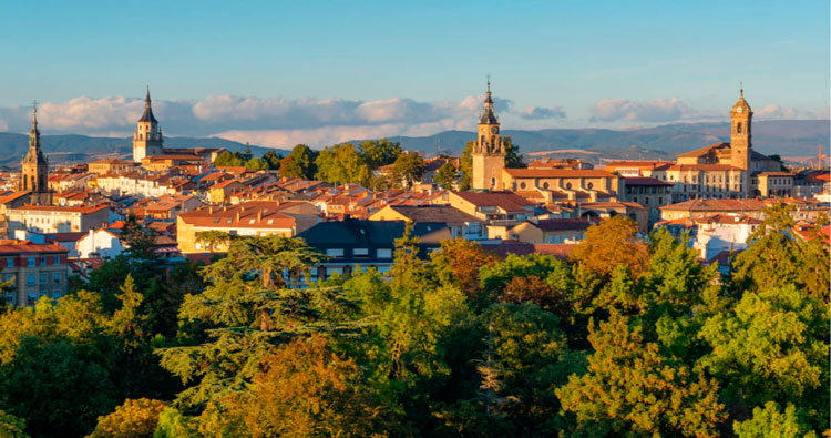 Vitoria Gasteiz, ciudad verde europea, 2012