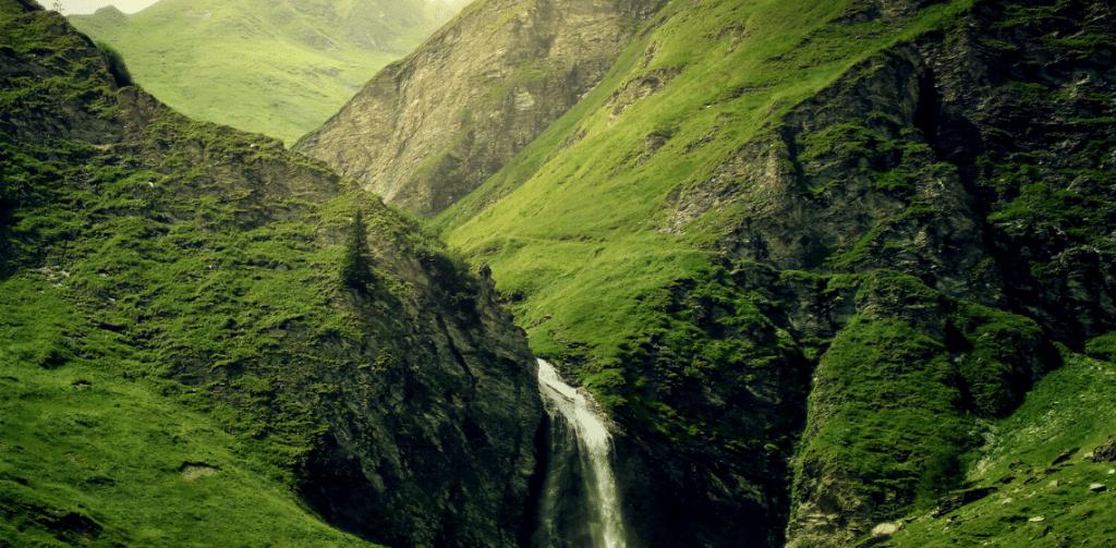 montaña y naturaleza, como llevar un estilo de vida sostenible