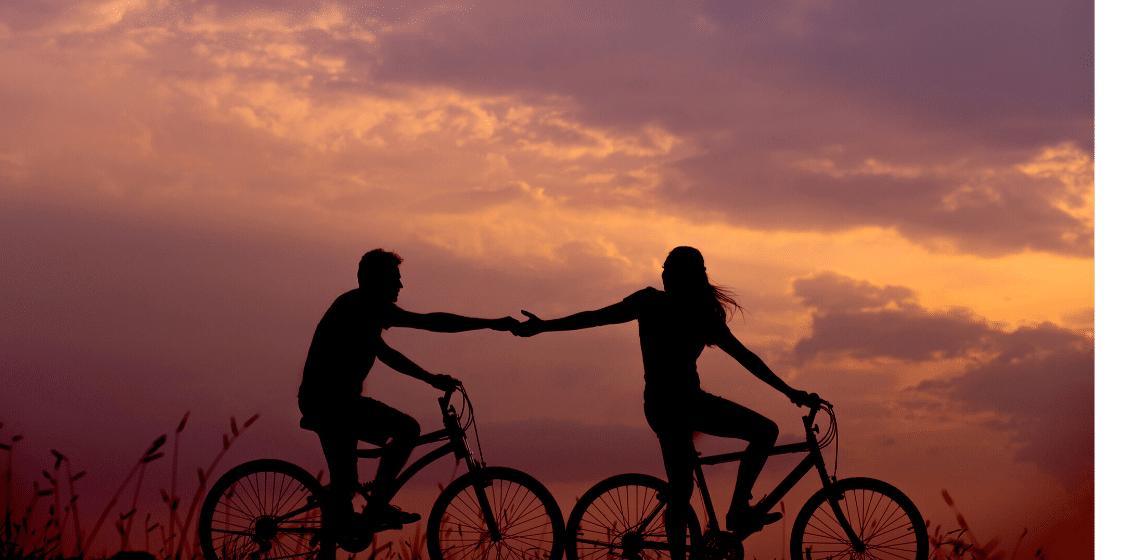muevete en bici para llevar un estilo de vida sostenible