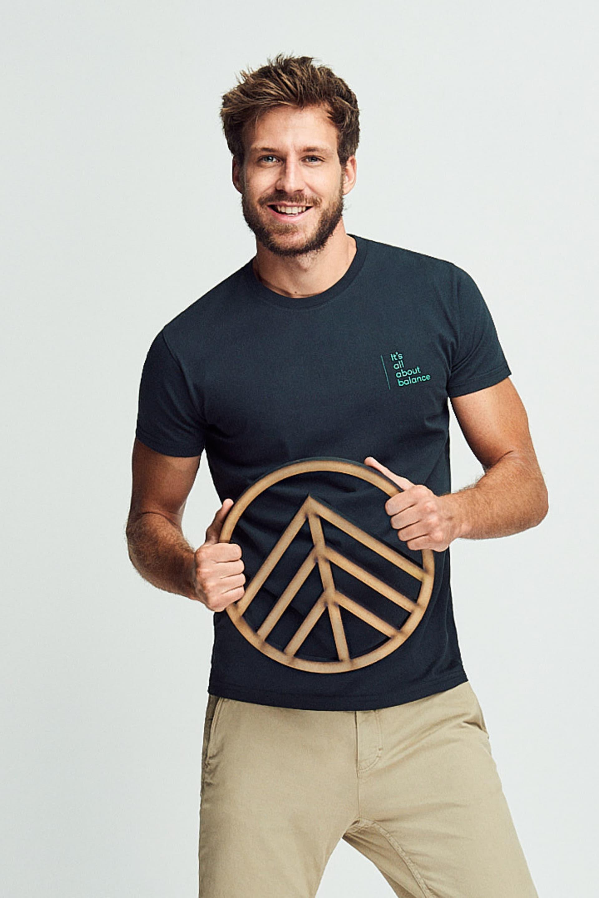 ropa ecológica green forest wear camiseta algodón orgánico certificado