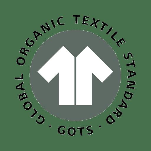 ropa hecha con algodón certificado gots