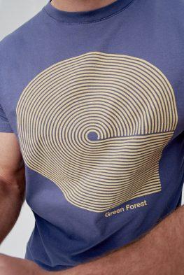 camiseta algodón orgánico certificado gots