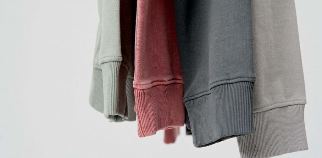 beneficios de vestir sudaderas de fibras orgánicas